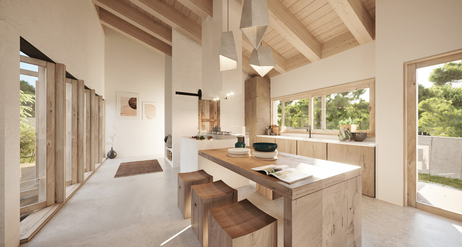 arquitectos en belmonte