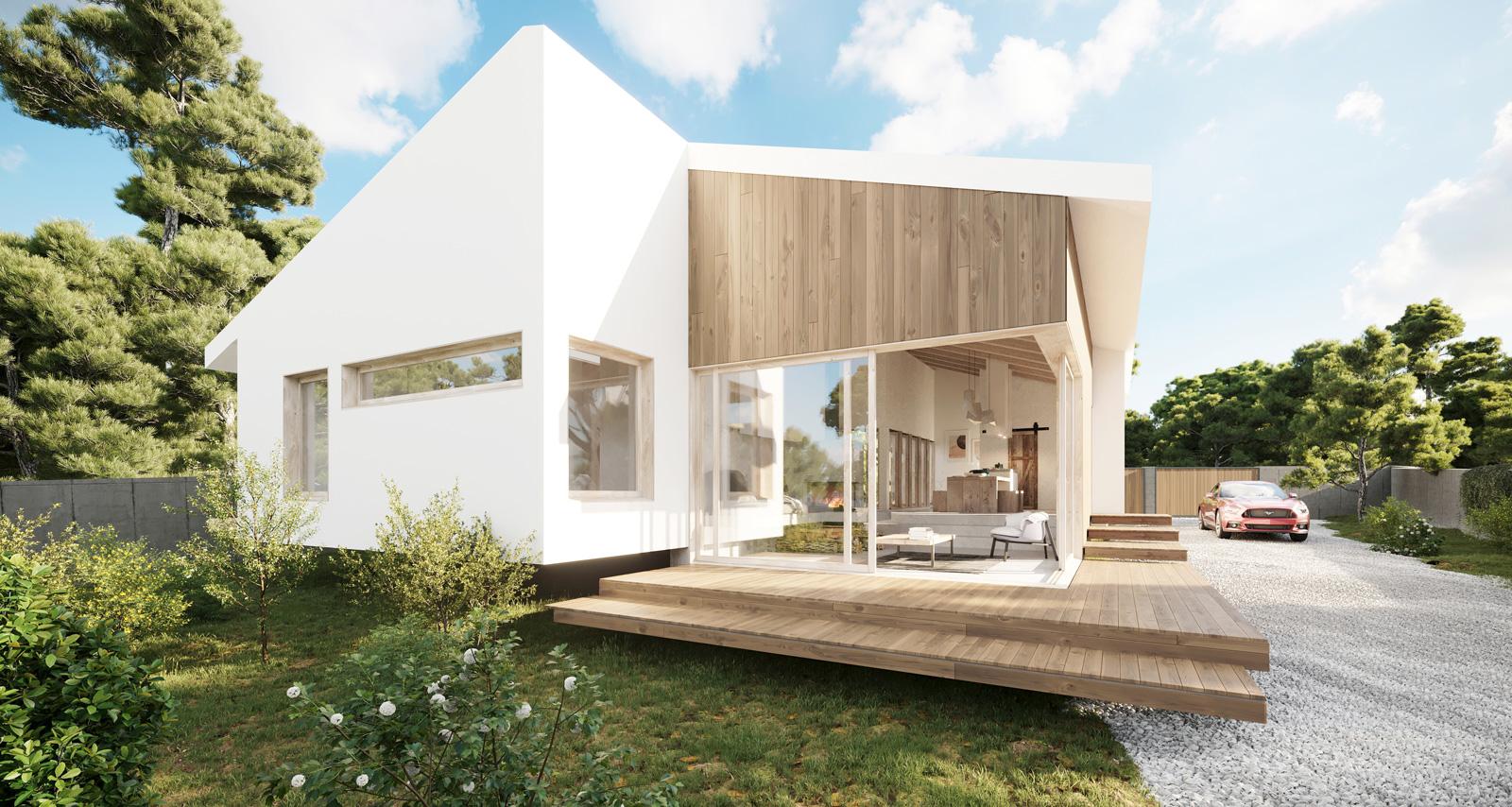 estudio de arquitectura en pola de lena